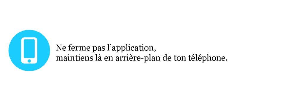 application Youpiii youpiii.fr arrière-plan téléphone