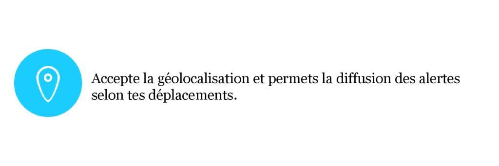 géolocalisation Youpiii youpiii.fr alertes déplacements