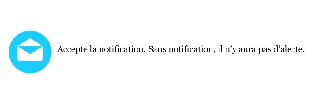 notification Youpiii youpiii.fr alerte SAIP